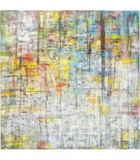 Cuadro Abstract Colore 150x150cm