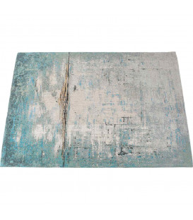 Alfombra abstract light azul 240x170cm
