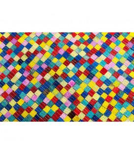 Alfombra Pixel Rainbow Multi 170x240cm