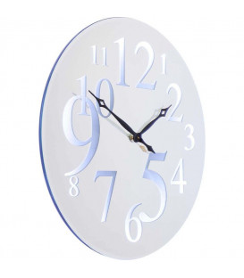 Reloj pared Wonderland LED Ø 90cm