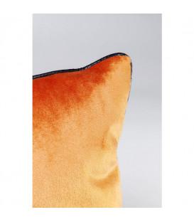 Cojines Edge naranja 45x45cm