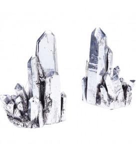 Sujetalibros Crystals (2/Set)