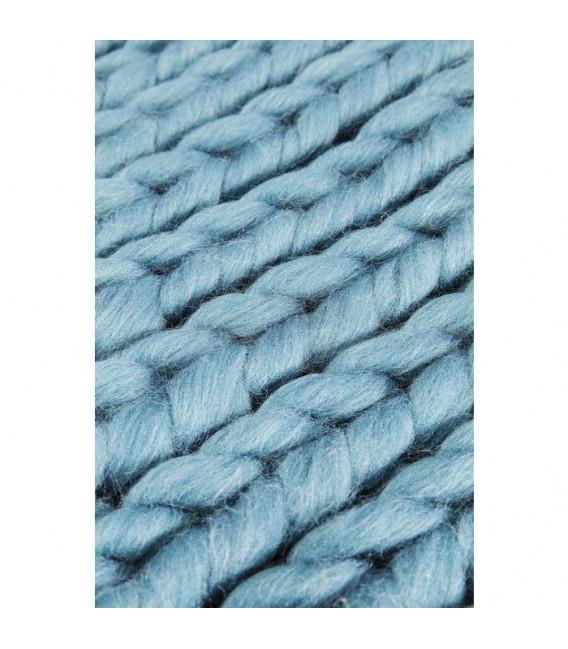 Cobertor Yarn Turquise 127x152cm
