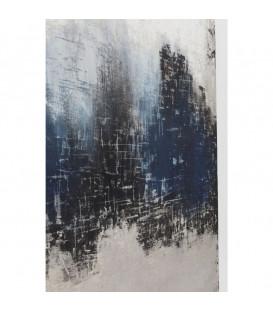 Cuadro Abstract Into The Sea 210x210cm