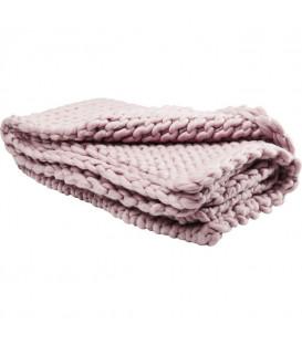 Cobertor Yarn Lilac 127x152cm