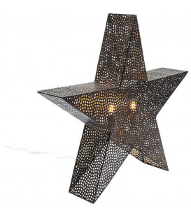 Lámpara pie Star 80cm