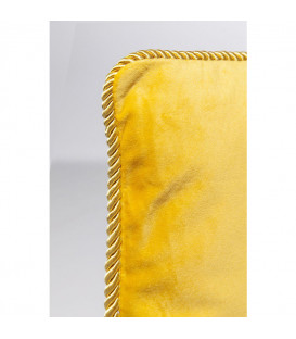 Cojín St. Tropez amarillo 45x45cm