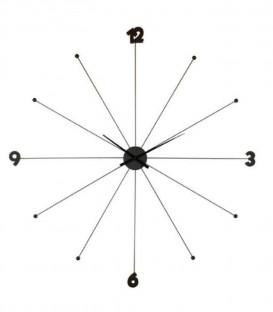Reloj pared Like Umbrella negro