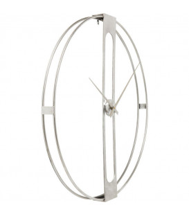 Reloj pared Clip Silber 60cm