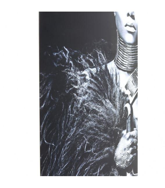 Cuadro cristal Lady Knight 150x100cm