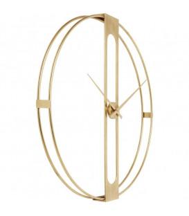 Reloj pared Clip Gold 60cm
