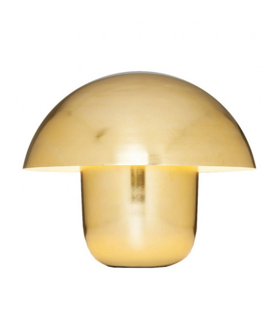 Lámpara mesa Mushroom Brass