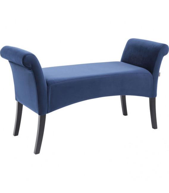 Banco  Motley Velvet azul