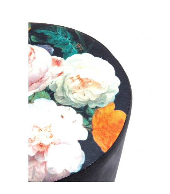 Taburete Cherry Blossom Brass  Ø35cm