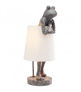 Lámpara mesa Animal Frog gris