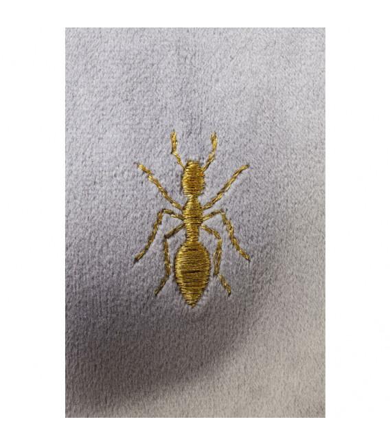 Cojín Ants gris 45x45cm