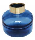 Vasija Positano Belly azul 21cm
