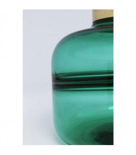 Vasija Positano Belly verde 21cm