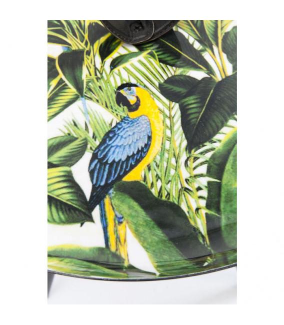 Mesa auxiliar Jungle Parrots Ø39cm