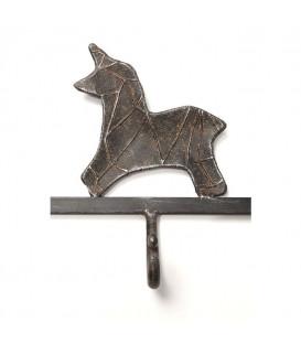 Perchero pared Unicorns