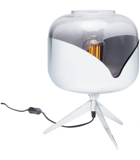 Lámpara mesa Chrome Goblet Ball