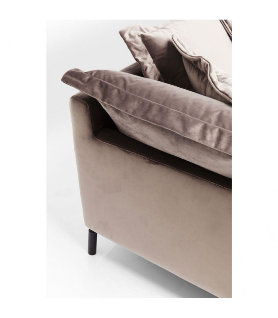 Sofá Lullaby 3 pl. Taupe