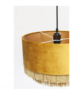 Pendant Lamp Tassel Yellow
