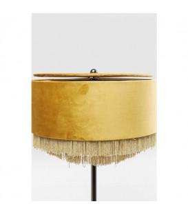 Lámpara de pie Tassel Amarillo