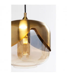 Lámpara oro Goblet Ø25cm