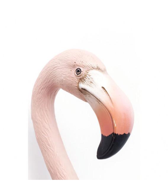 Decoración mural Flamingo