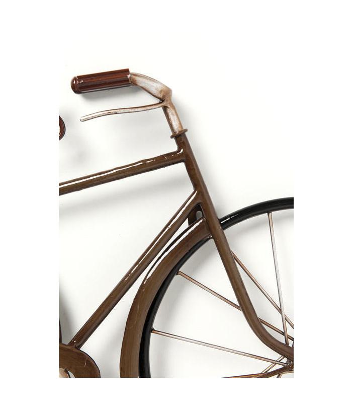 Perchero pared vintage bike pole joy of living - Percheros pared vintage ...