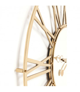 Reloj pared Giant Gold Ø120cm
