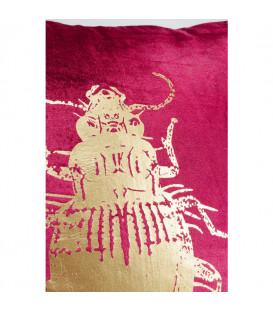 Cojín Bug púpura 45x45cm