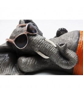 Alcancía Holiday Elephant