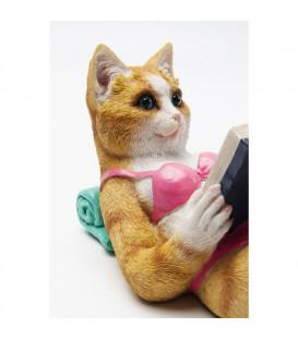 Alcancía Holiday Cat