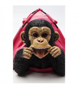 Hucha Holiday Monkey