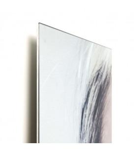 Cuadro cristal Metallic Girlie 120x120cm