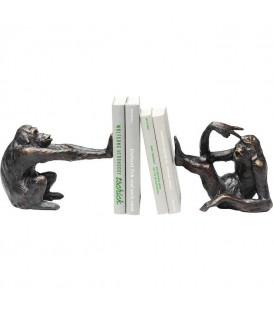 Sujetalibros Monkey (2/Set)