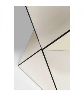 Mesa auxiliar Luxury Triangle Champán