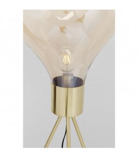 Lámpara pie Tripod Pear 170cm