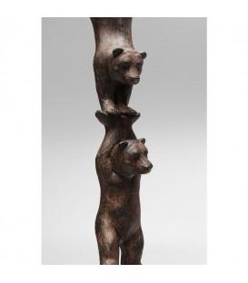 Objeto decorativo Artistic Bears Balance 51cm