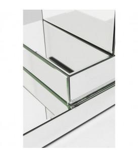 Consola Brick Mirror
