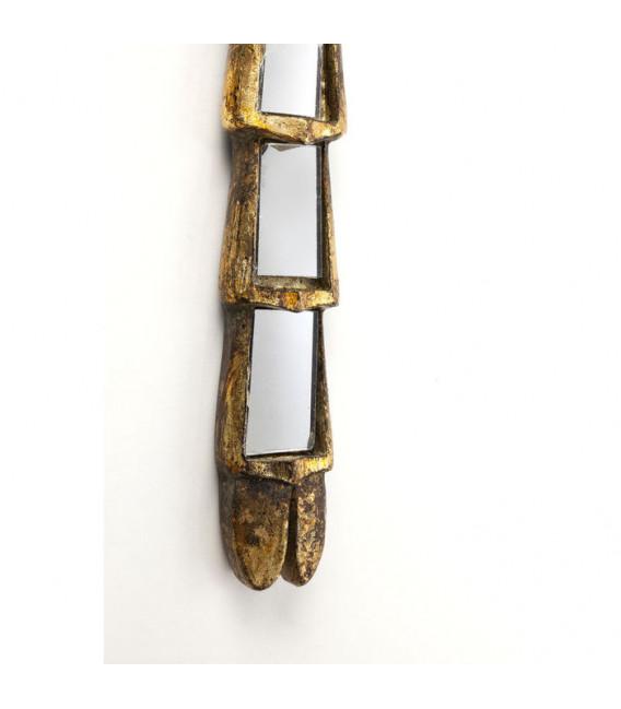 Decoración de pared espejo Libélula kare
