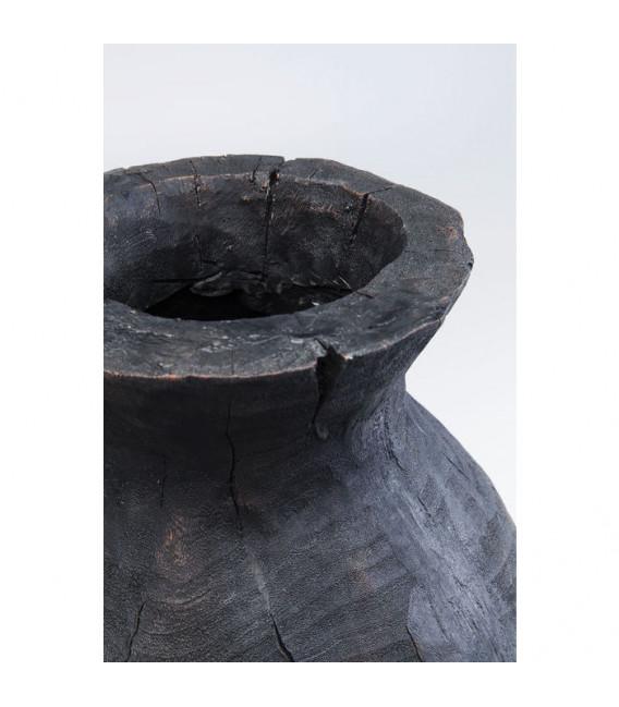 Vasija Elemento negro 41cm