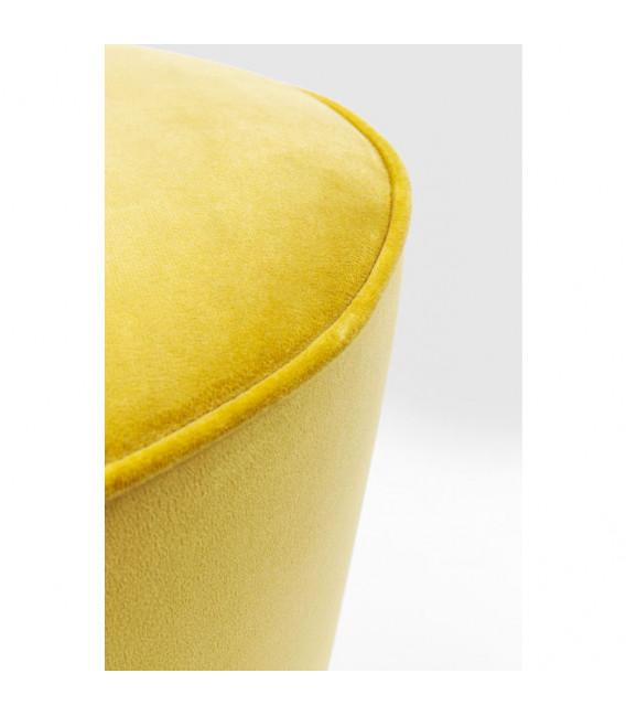Taburete bar Lady Rock amarillo