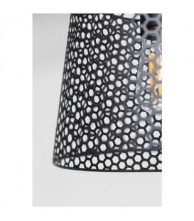 Lámpara Gorgeous negro Matt Cinque