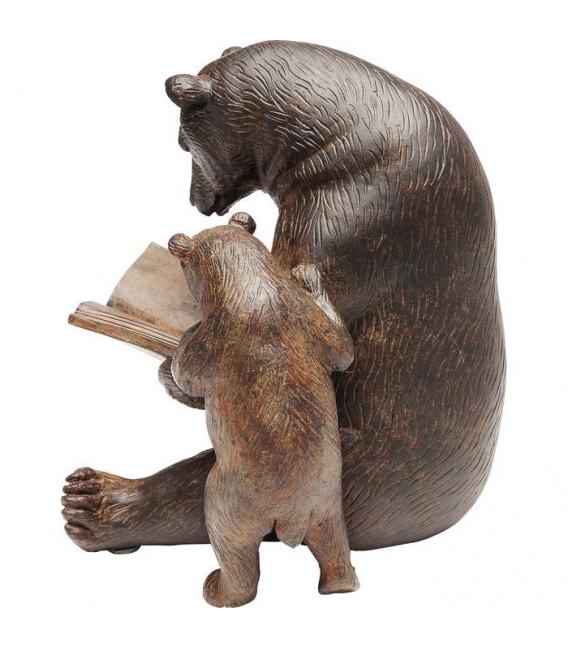 Objeto decorativo Reading Bears
