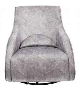 Butaca basculante Ritmo Moove Vintage gris