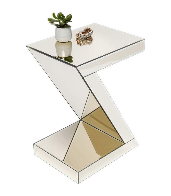Mesa Auxiliar Luxury Z Champan