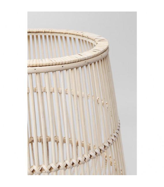 Portavelas Bamboo Natur 47cm